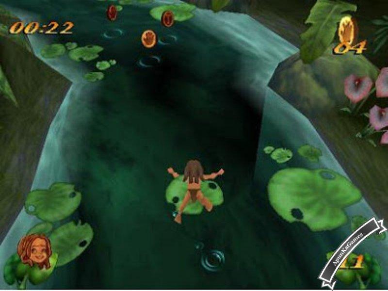 Disney Tarzan Screenshot 3