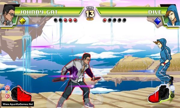 Divekick Screenshot 3