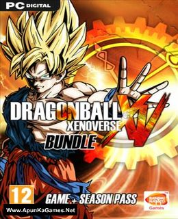 Dragon Ball Xenoverse Bundle Edition Cover, Poster