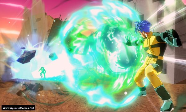 Dragon Ball Xenoverse Bundle Edition Screenshot 2