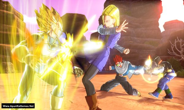 Dragon Ball Xenoverse Bundle Edition Screenshot 3