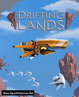 Drifting Lands Cover, Poster