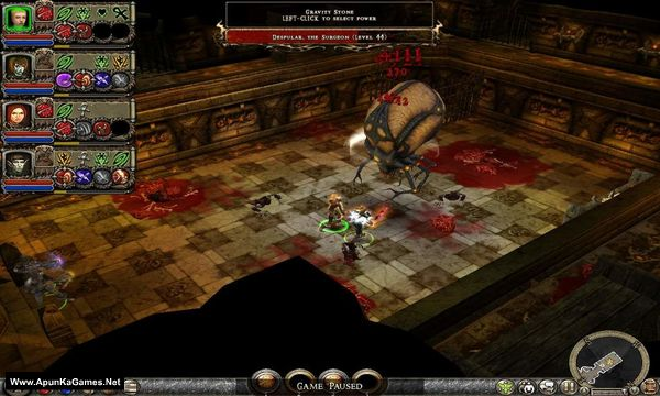 Dungeon Siege 2 Screenshot 1