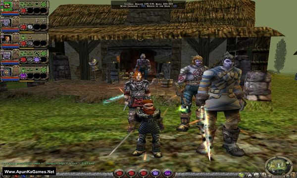 Dungeon Siege 2 Screenshot 2