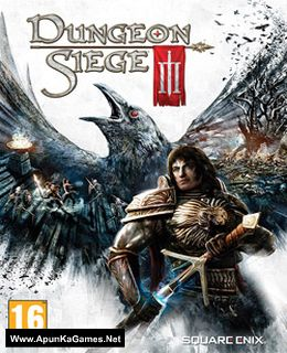Dungeon Siege 3 Cover, Poster