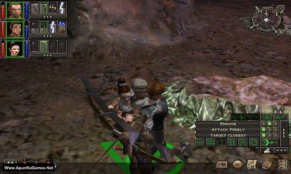 Dungeon Siege: Legends of Aranna Screenshot 1