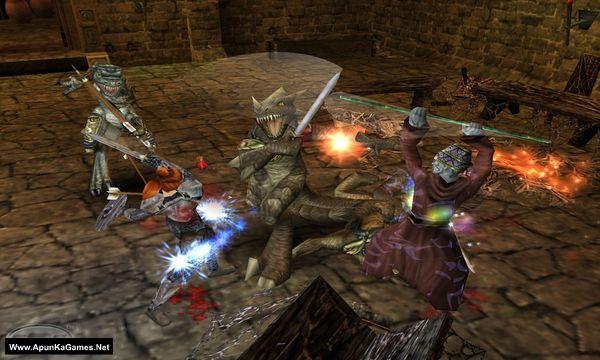 Dungeon Siege: Legends of Aranna Screenshot 3