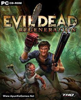 Evil Dead: Regeneration Cover, Poster