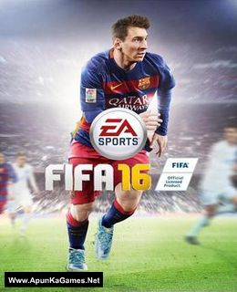 FIFA 16 Cover, Poster