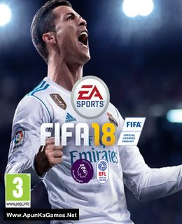 FIFA 18 Cover, Poster