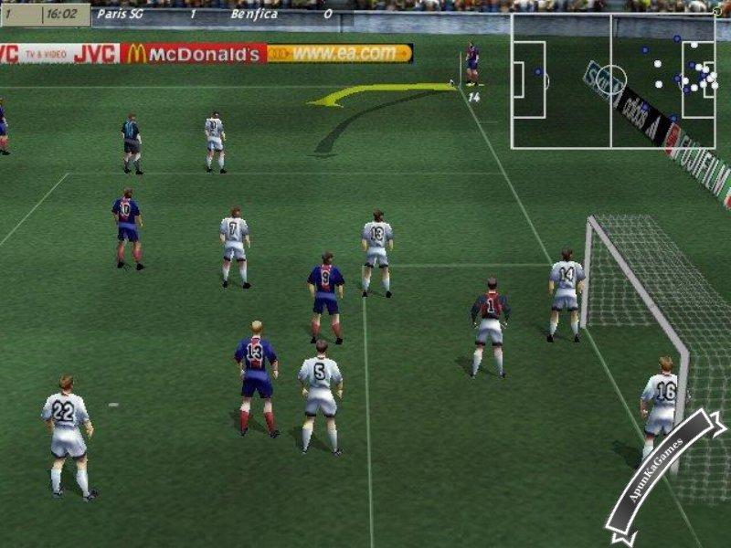 FIFA 99 Screenshot 1