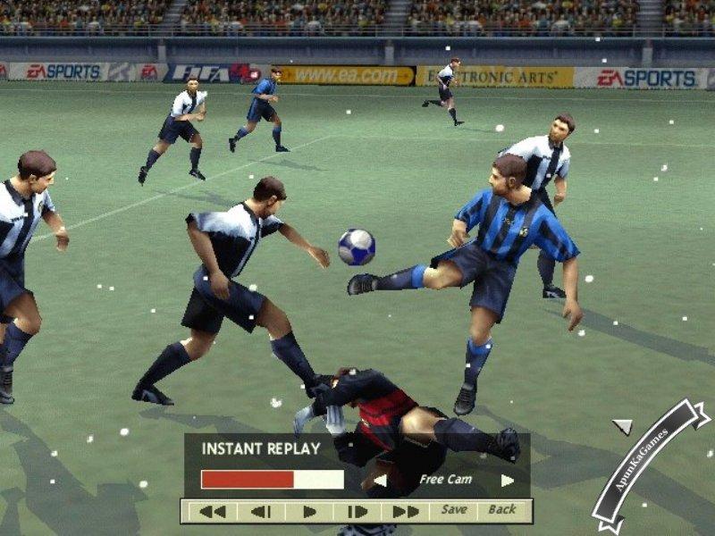 FIFA 99 Screenshot 2