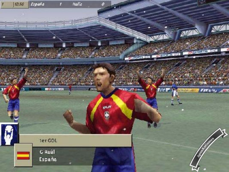 FIFA 99 Screenshot 3