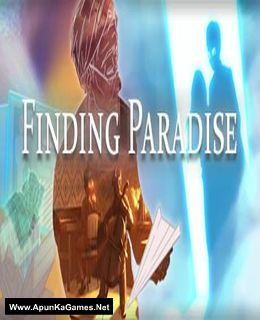 Finding Paradise Cover, Poster