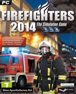 Firefighters 2014 Cover, Poster