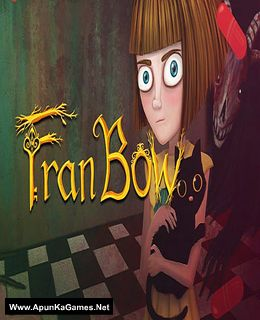 Fran Bow Cover, Poster