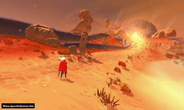 Furi Screenshot 2