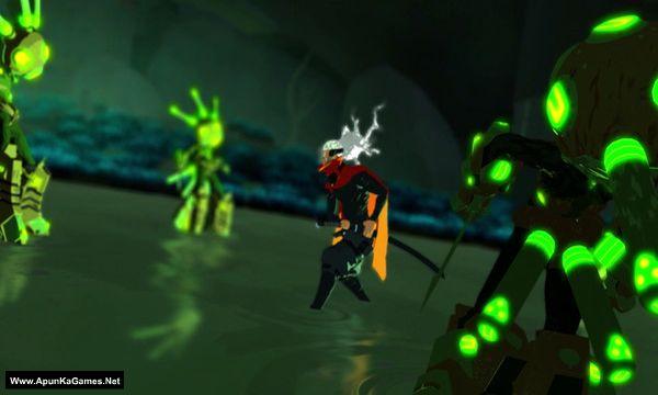 Furi Screenshot 3