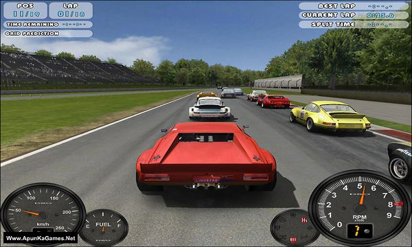 GT Legends Screenshot 1