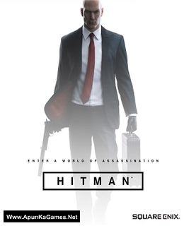Hitman (2016) Cover, Poster
