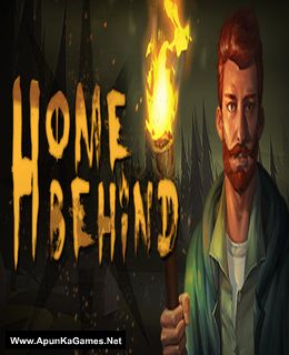 Home Behind Cover, Poster