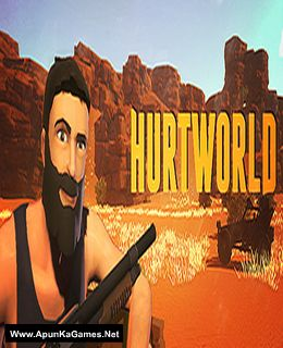 Hurtworld Cover, Poster