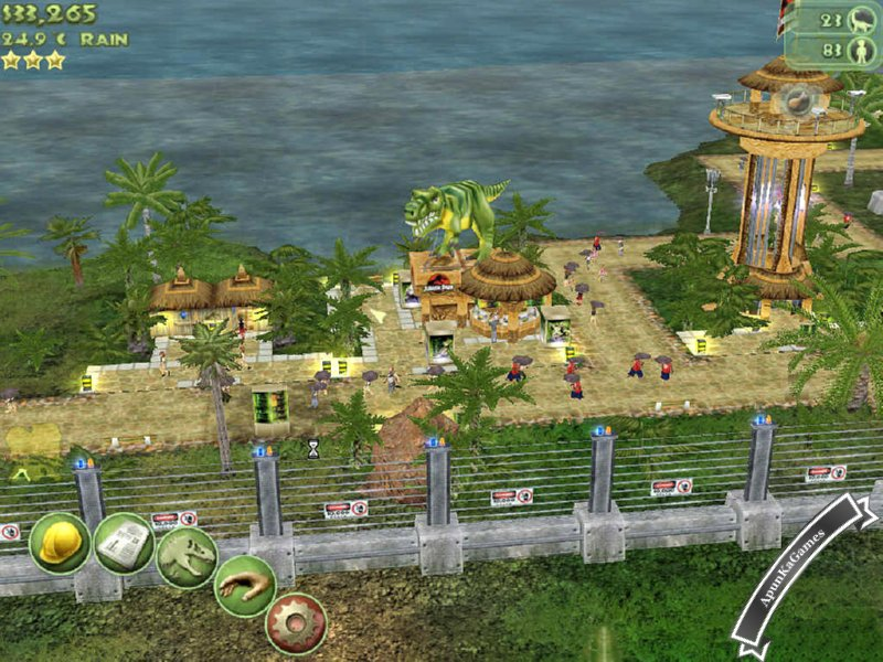 Jurassic Park Operation Genesis Screenshot 1