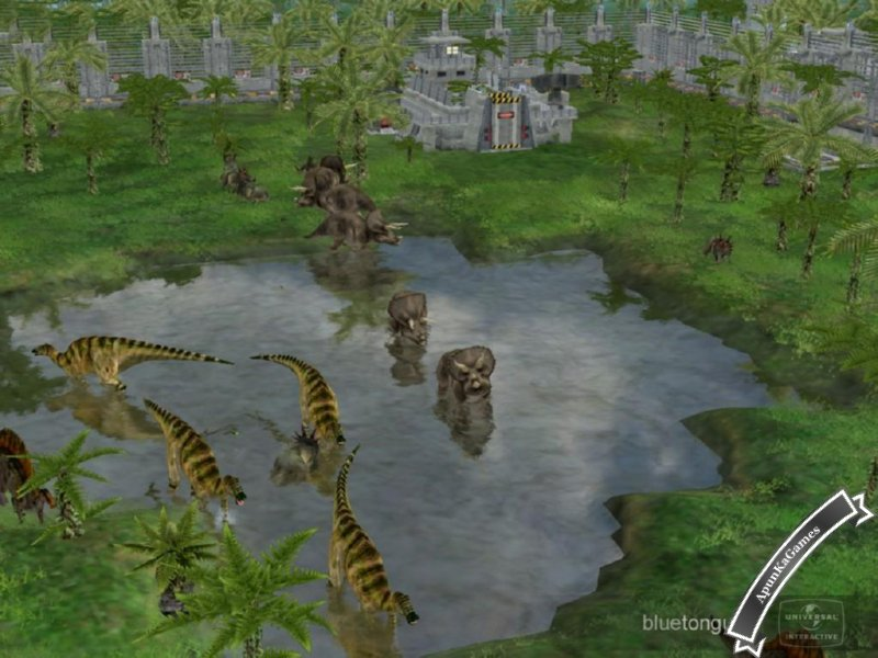 Jurassic Park Operation Genesis Screenshot 2