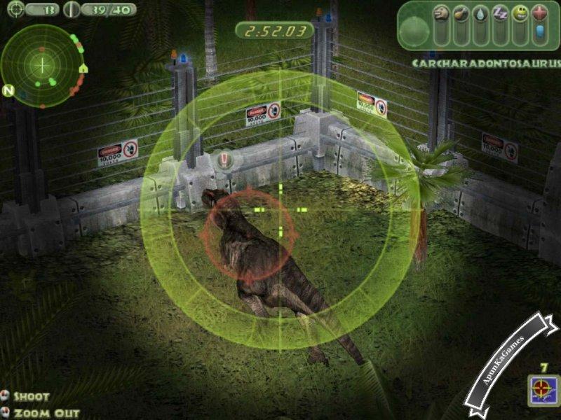 Jurassic Park Operation Genesis Screenshot 3