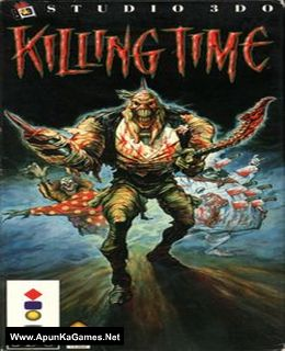 Killing Time Cover, Poster