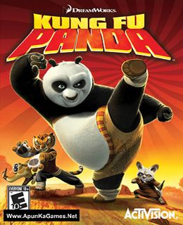 Kung Fu Panda 1 / cover new