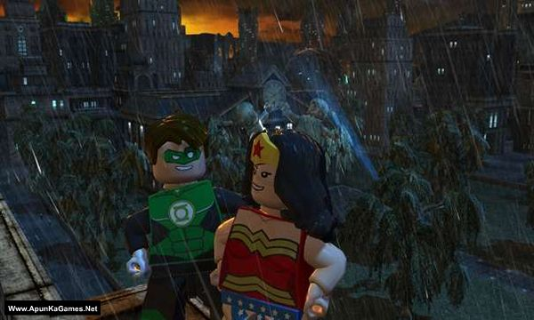 Lego Batman 2: DC Super Heroes Screenshot 1
