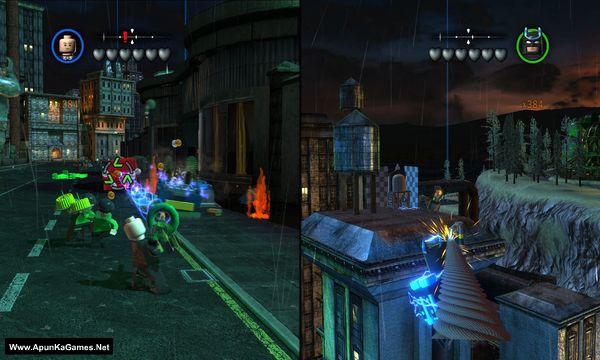 Lego Batman 2: DC Super Heroes Screenshot 2
