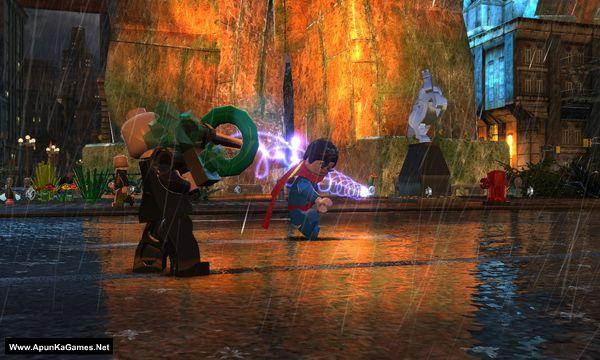 Lego Batman 2: DC Super Heroes Screenshot 3