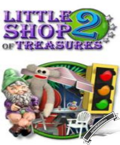 Little Shop of Treasures 2 / cover new