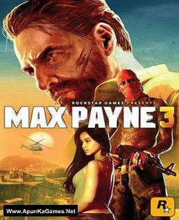 Max Payne 3 Cover, Poster