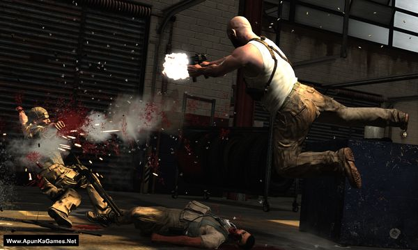 Max Payne 3 Screenshot 1