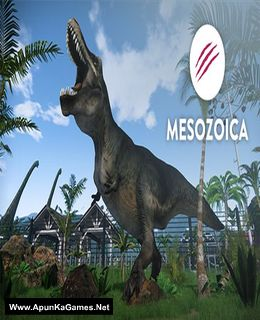 Mesozoica Cover, Poster