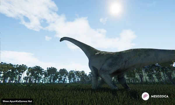 Mesozoica Screenshot 3