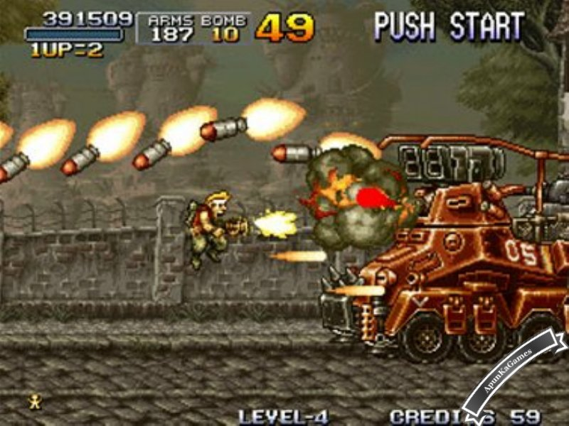 Metal Slug 1 Screenshot 1