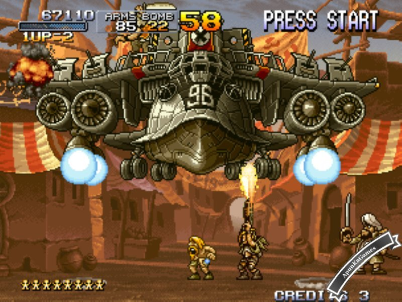 Metal Slug 1 Screenshot 3
