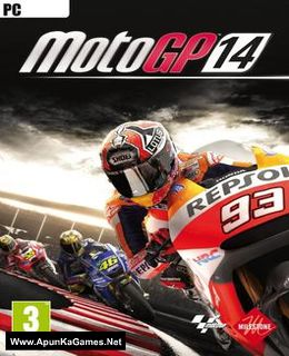 MotoGP 14 Cover, Poster