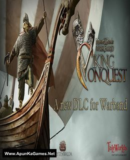 Mount & Blade: Warband Viking Conquest Cover, Poster
