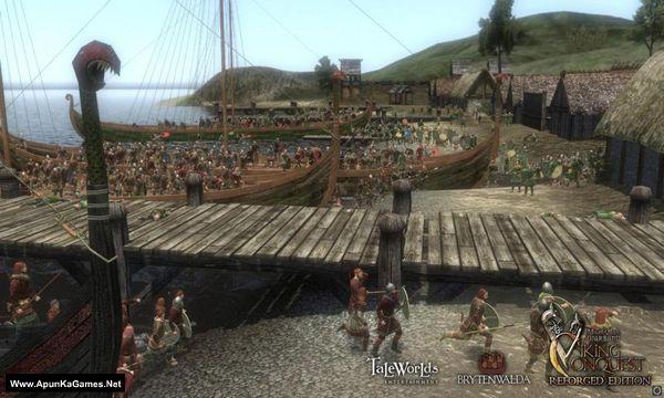 Mount & Blade: Warband Viking Conquest Screenshot 1