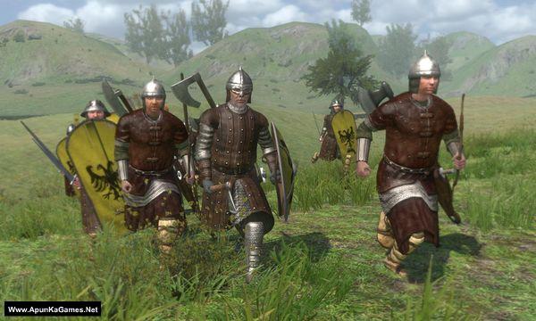 Mount & Blade: Warband Viking Conquest Screenshot 2