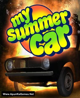 My Summer Car Cover, Poster