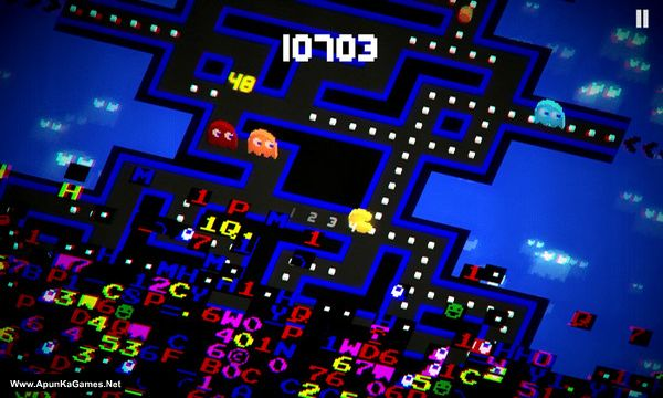 Pac-Man 256 Screenshot 3