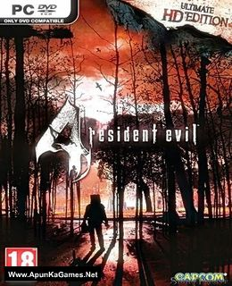 Resident Evil 4 Ultimate HD Edition Cover, Poster