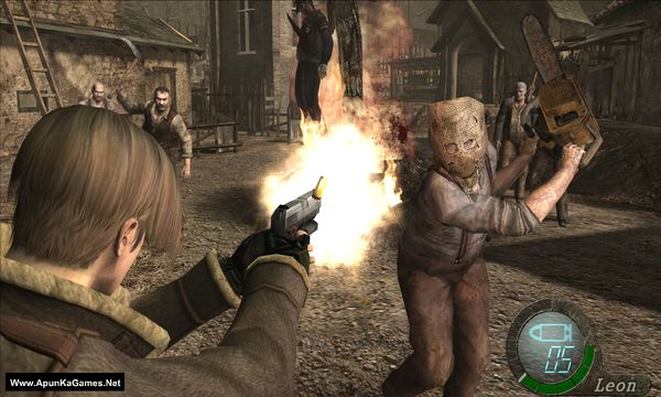 Resident Evil 4 Ultimate HD Edition Screenshot 1