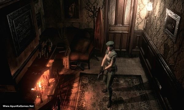Resident Evil HD Remaster Screenshot 1